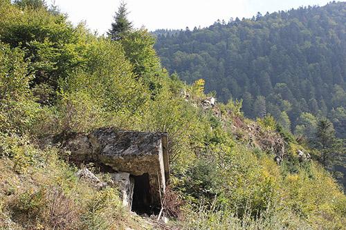 Arpad Line - Remains Bunker