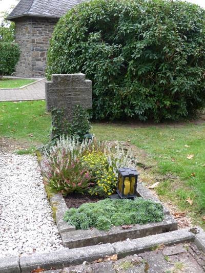 Symbolic Grave German Fallen