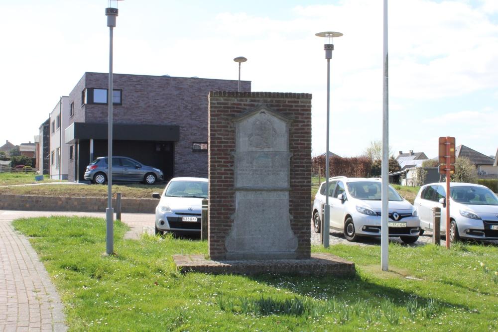 War Memorial Vissenaken