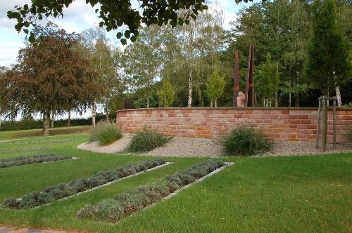 Memorial and Cemetery Murdered Patients Pfalzklinikum
