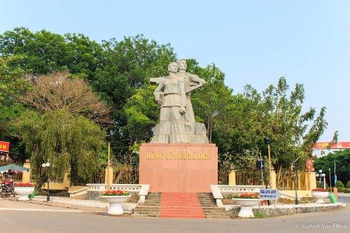 Monument Martelaren Tay Ninh