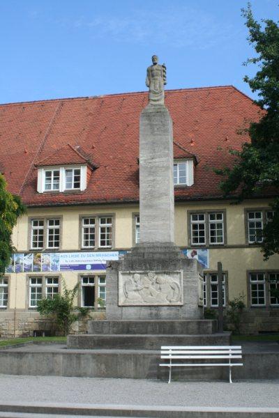 Monument voor Omgekomen Artsen