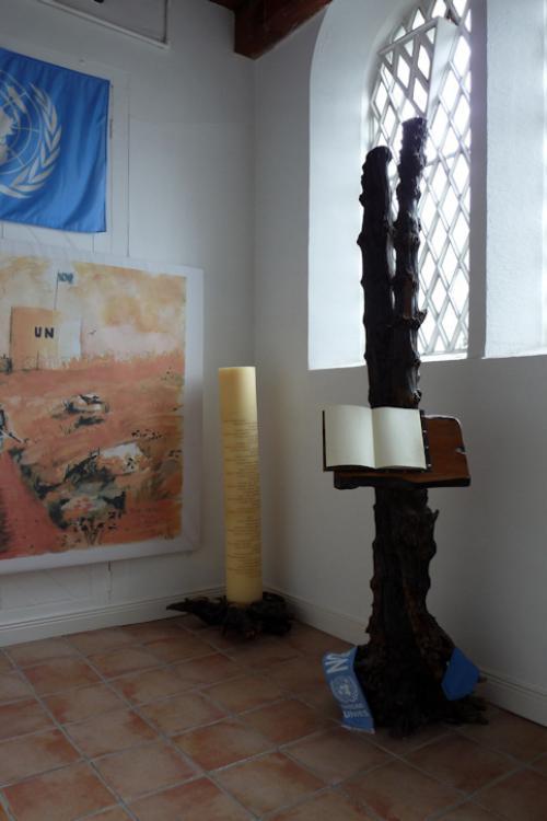 VN-monument Church of the Sacred Heart (Cedar Room)