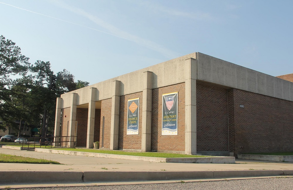 US Army Finance Corps Museum