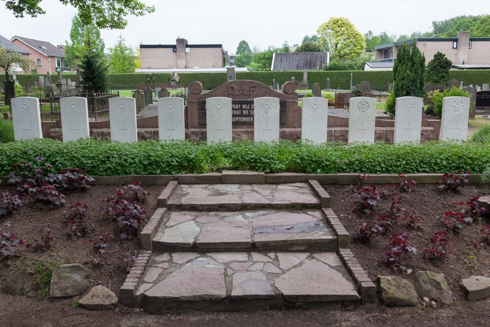 Commonwealth War Graves Borculo