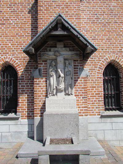 Monument Slachtoffers Mei 1940