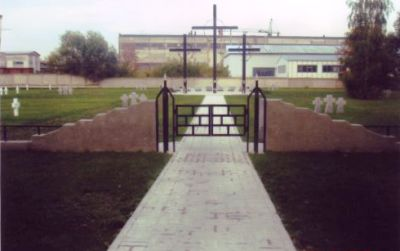 German War Cemetery Ryazan-Dyagilevo