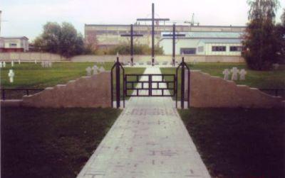 Duitse Oorlogsbegraafplaats Ryazan-Dyagilevo
