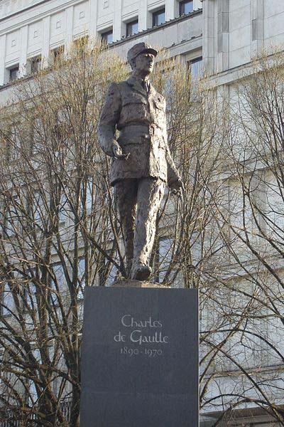 Memorial Charles de Gaulle