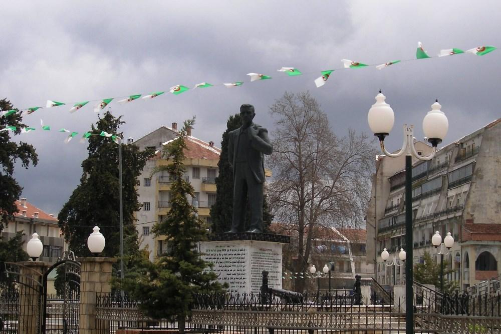 Monument Abane Ramdane