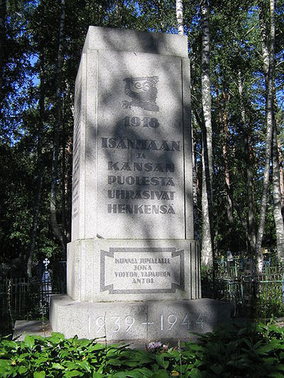 Finnish War Graves