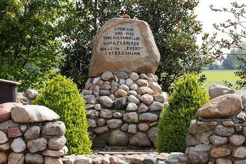 Monument Albert Ferdinand Lancker