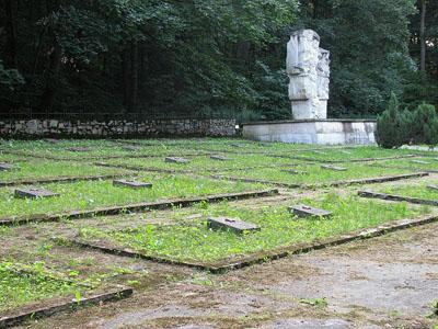 Sovjet Oorlogsbegraafplaats Łysa Góra