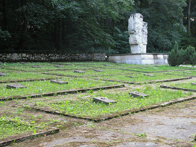 Soviet War Cemetery Łysa Góra
