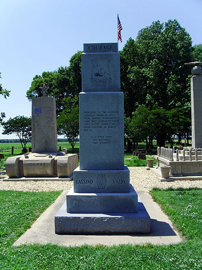Monument 442nd Infantry Regiment