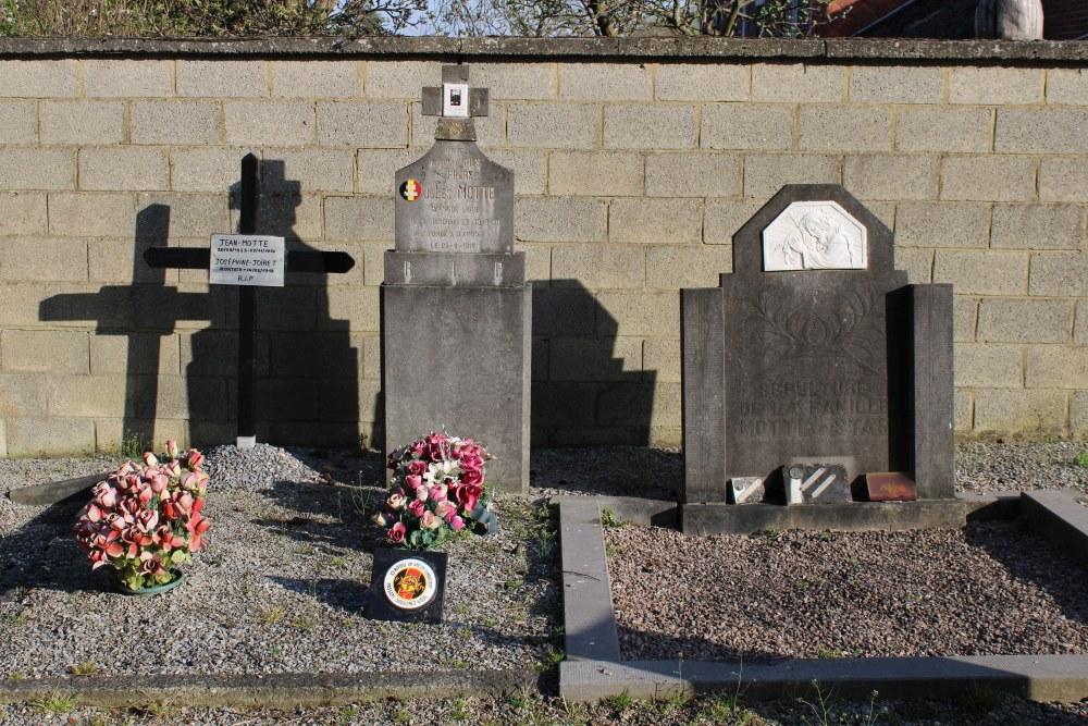 Belgian War Graves Jandrain
