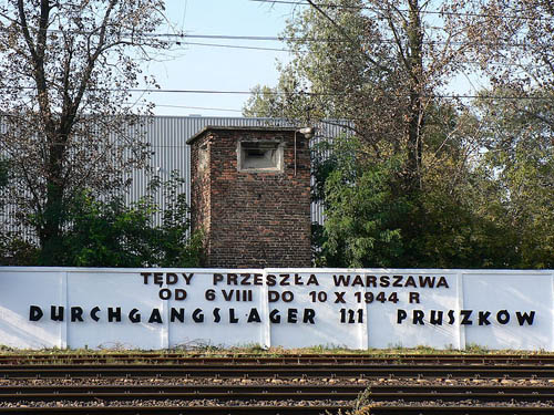 Durchgangslager 121 Pruszków