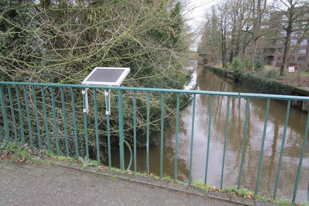 Memorial Location Mistake Bombardment Bad Wörishofen on Devil's Bridge