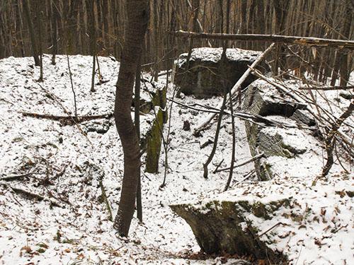 Arpad Line - Remain Bunker