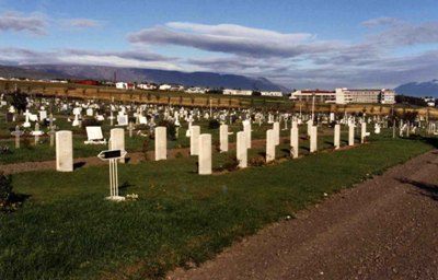 Commonwealth War Graves Akureyri