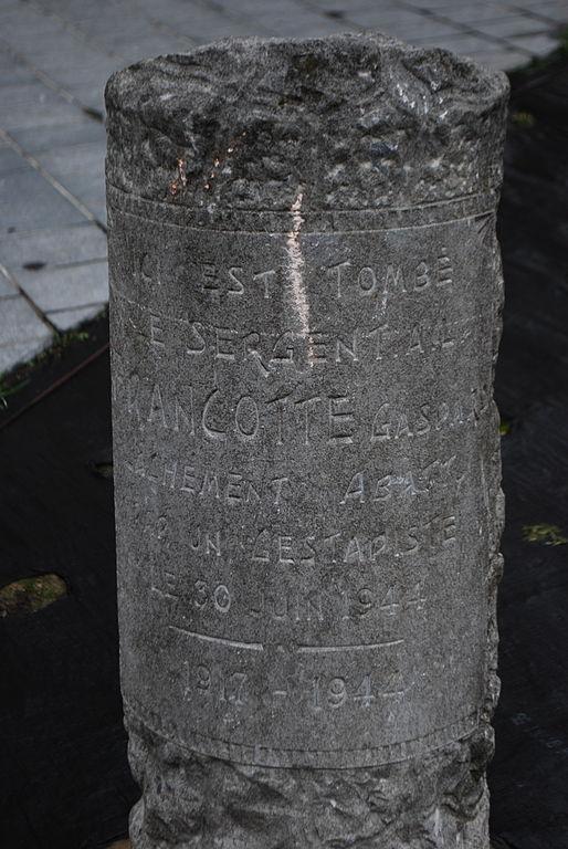 Monument Slachtoffer Gestapo