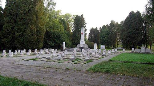 Soviet War Cemetery Zilina