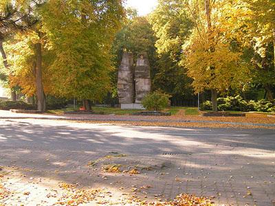 Soviet War Cemetery Bialogard