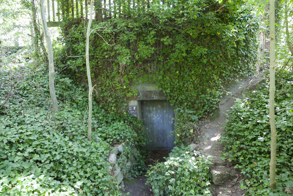 Stützpunkt Groede Bunker 7