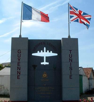 Bommenwerper Bemanning Monument