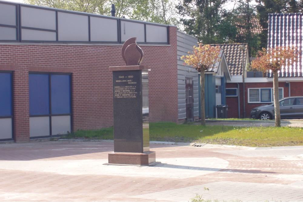 War Memorial Zwaagwesteinde