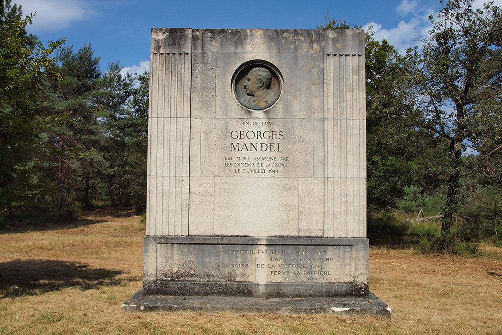 Monument Georges Mandel