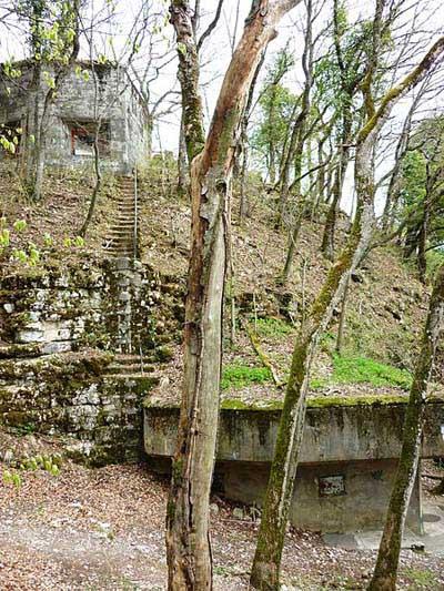 Limmat Line - Artilleriewerk Besserstein