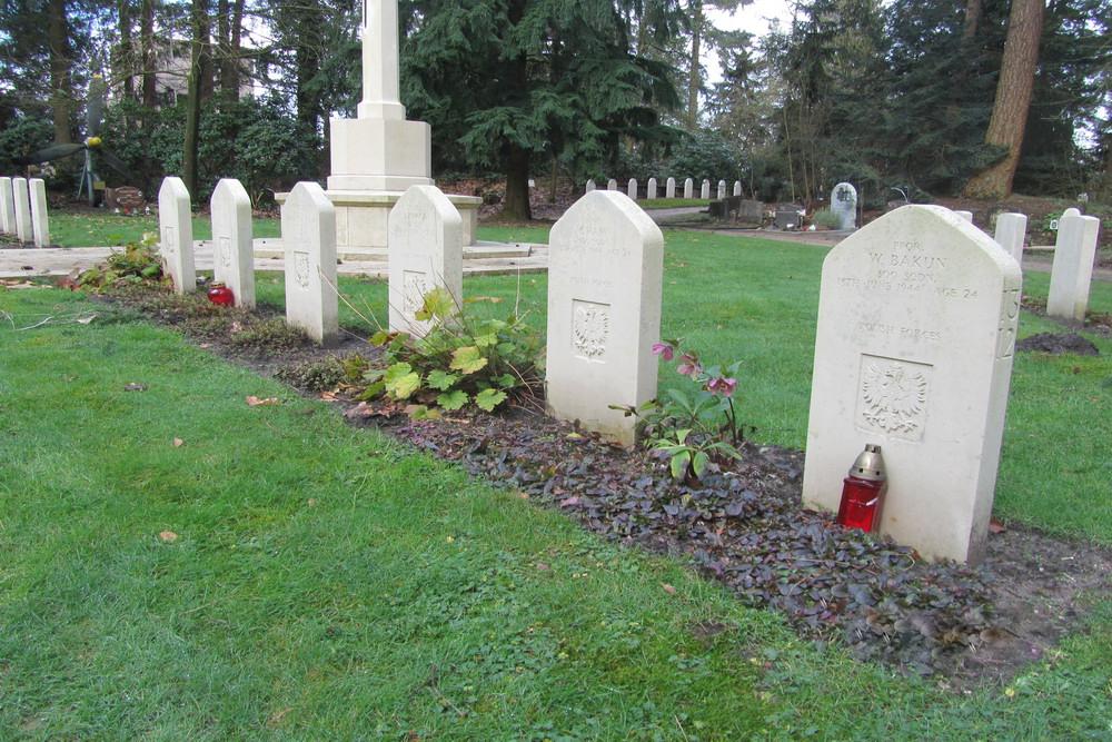 Polish War Graves (Rusthof)