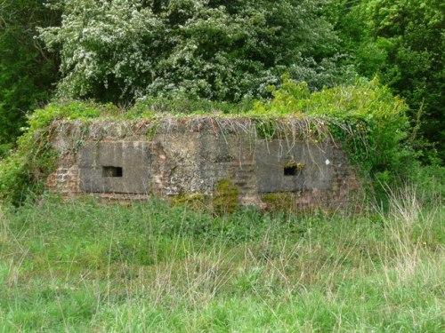 Bunker FW3/22 East Dean