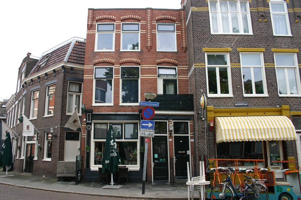 Remenbrance place Blekerstraat 24a
