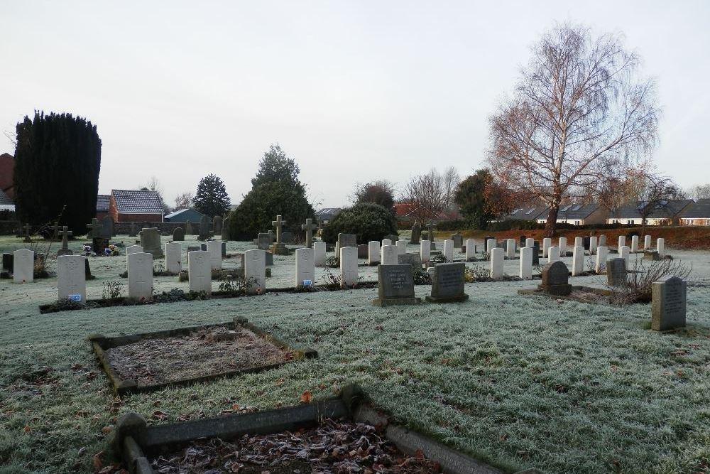 Oorlogsgraven van het Gemenebest Catterick Cemetery