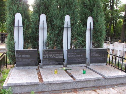 Poolse Oorlogsgraven Lodz