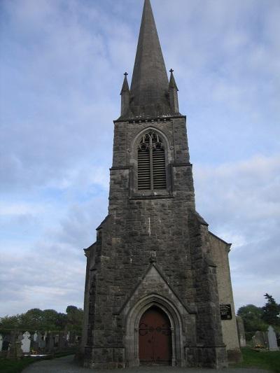 Oorlogsgraf van het Gemenebest Termonfeckin Church of Ireland Churchyard
