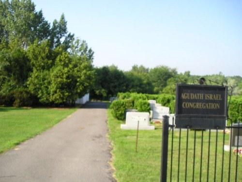 Oorlogsgraven van het Gemenebest Ottawa Jewish Cemetery
