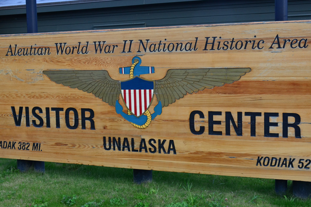 Aleutian World War II National Historic Visitors Center