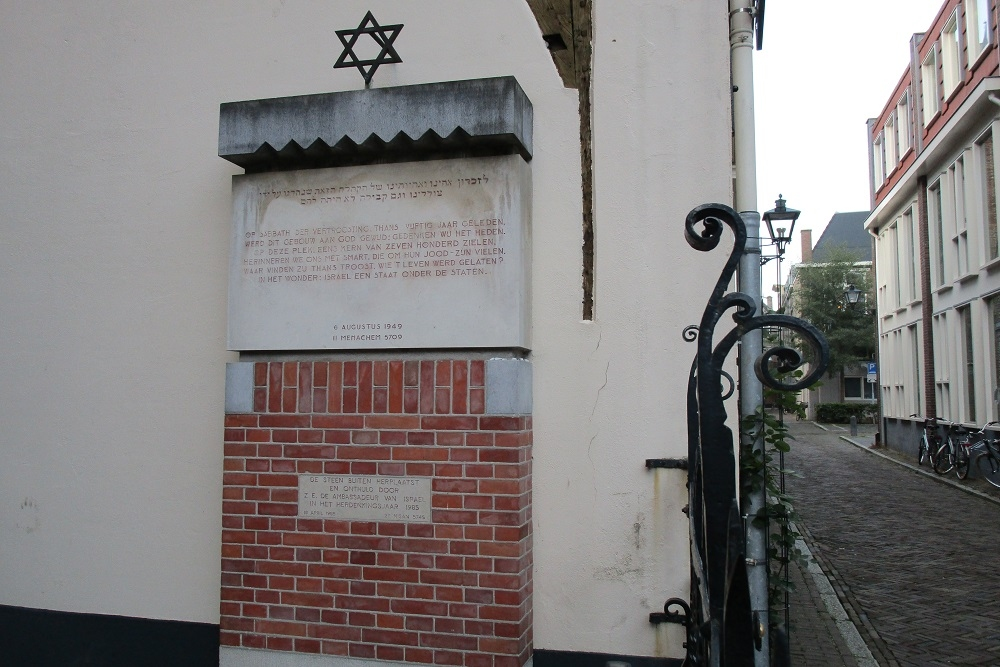Monument Synagoge Zwolle