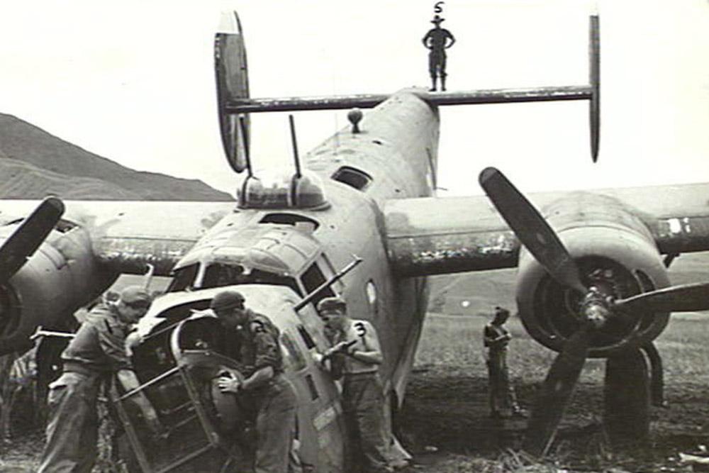 Crash Site B-24D-130-CO