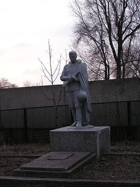Mass Grave Soviet Soldiers