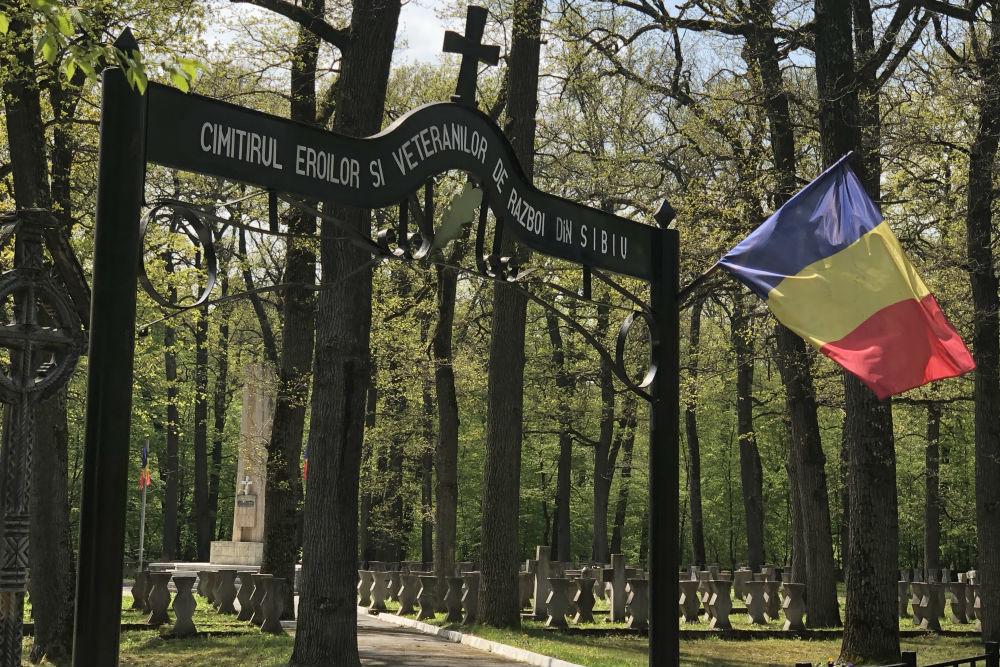 German-Romanian War Cemetery Sibiu