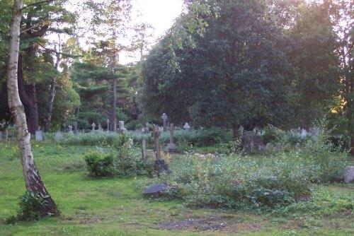 Oorlogsgraven van het Gemenebest Brookwood Cemetery