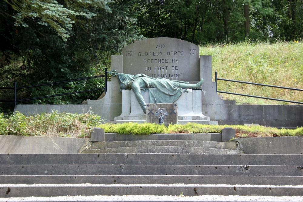 Memorial Belgian War Cemetery Chaudfontaine