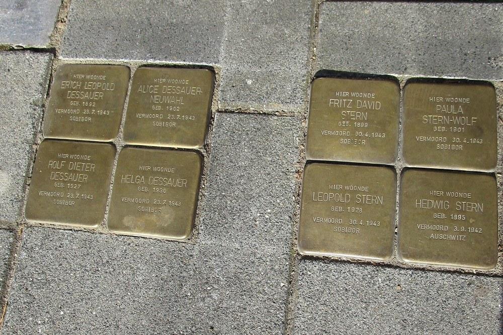 Remembrance Stones  Koningsweg 49