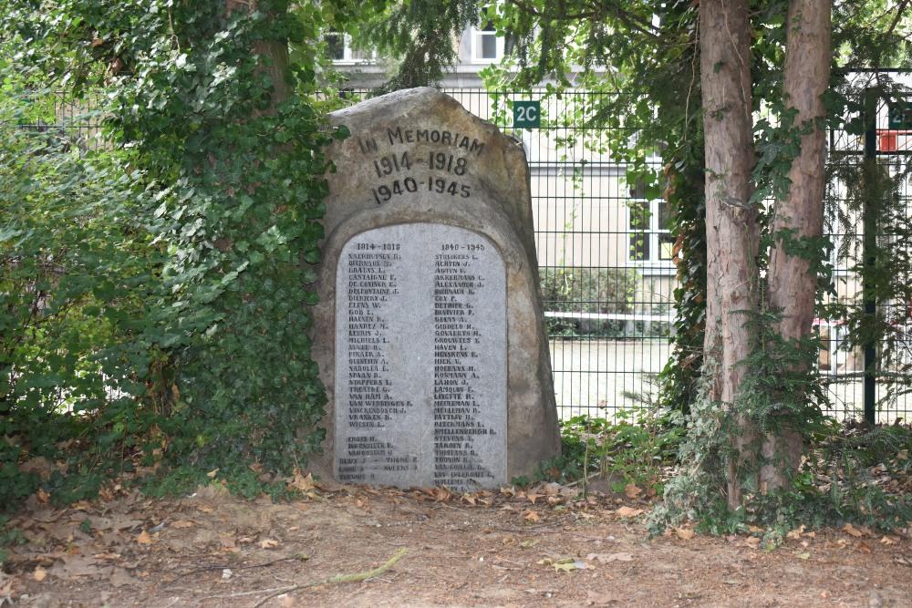 War Memorial Hasselt