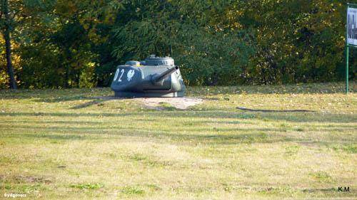 T-34/85 Turret