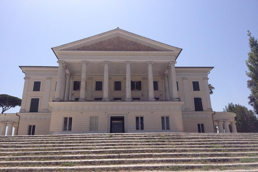 Mussolini's Villa Torlonia
